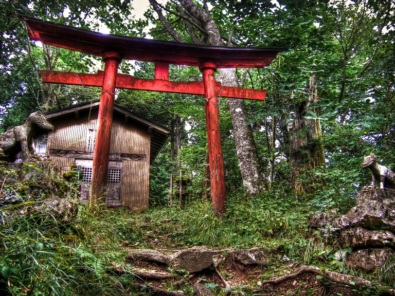 ryogami shrine