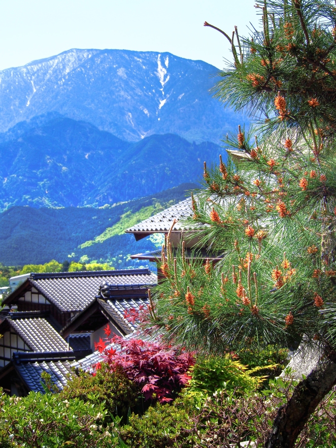 Ena-san from Magome