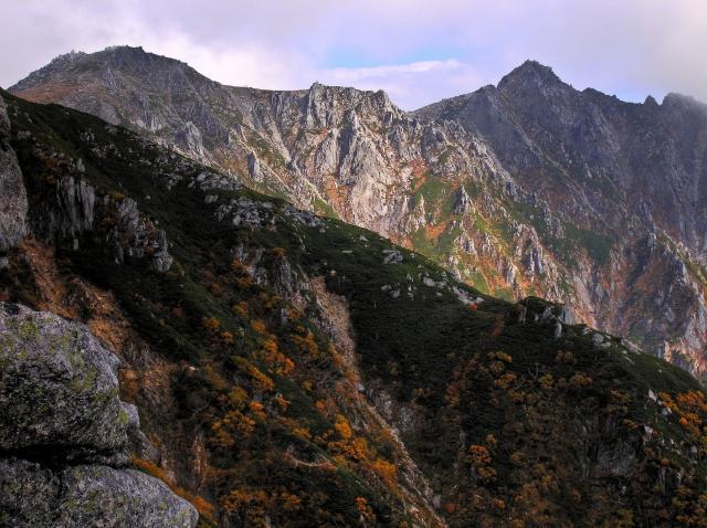 Central Alps, Japan